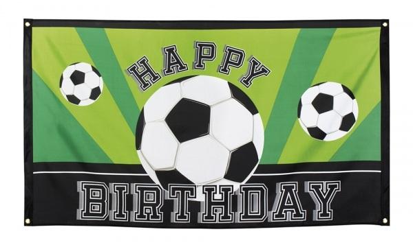 Dekofahne Fussball Geburtstag Fussball Deko Party Extra