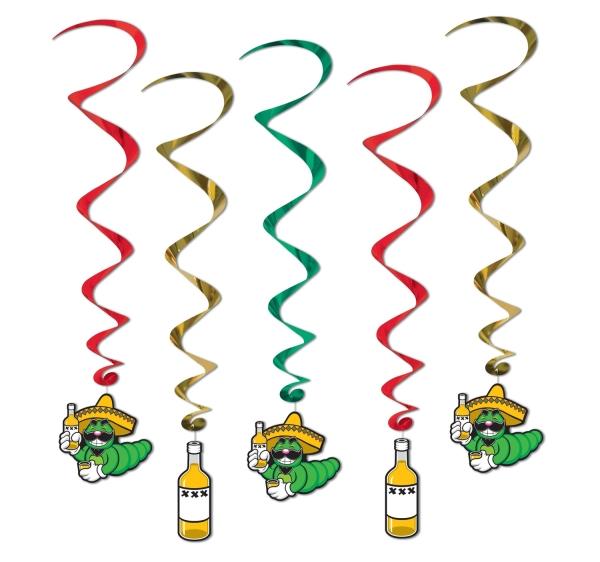Party-Extra Dekohänger Fiesta Mexicana