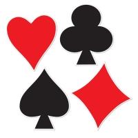 Wandeko Pokerabend, 4-teilig