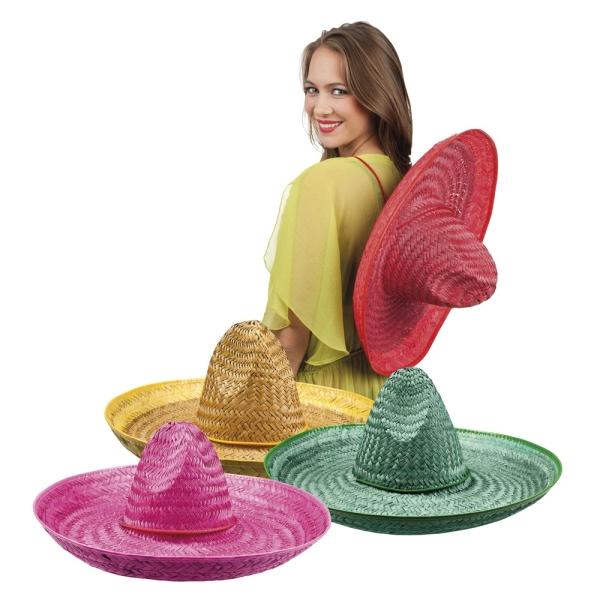 Party-Extra Sombrero Veracruz, Auswahl