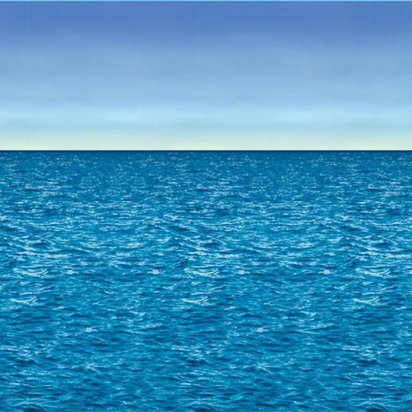 Dekofolie Endloser Ozean, 9 x 1,2 Meter groß