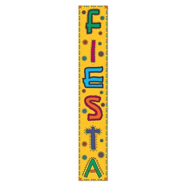 Party-Extra Riesen Cutout Schild Fiesta - Mexikoparty Deko