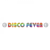 Girlande Disco Fever, 180 cm