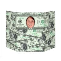 Fotowand Aufsteller US Dollars