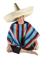 XXL Megariesen Sombrero, 100 cm, naturfarbig
