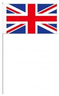 Papier-Faehnchen Grossbritannien - England Deko