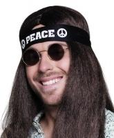 Stirnband Hippie Peace