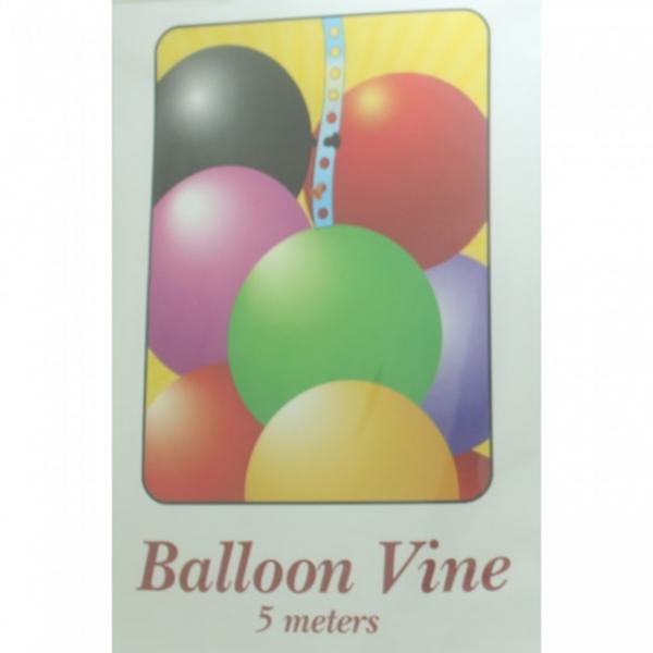 Luftballon-Strang 5 Meter - Deko Zubehoer