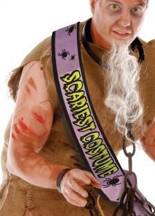 Satin-Schärpe Scariest Costume