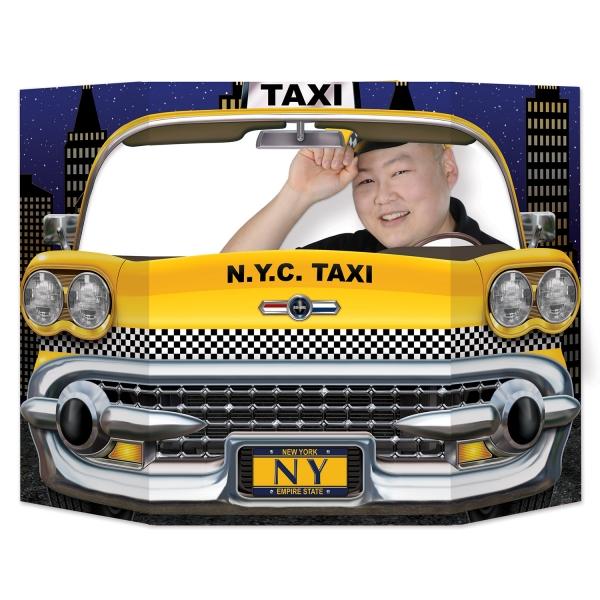 Fotowand-Aufsteller New York Taxi Cab - Impression