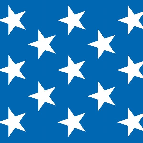 Dekofolie American Stars - USA Deko