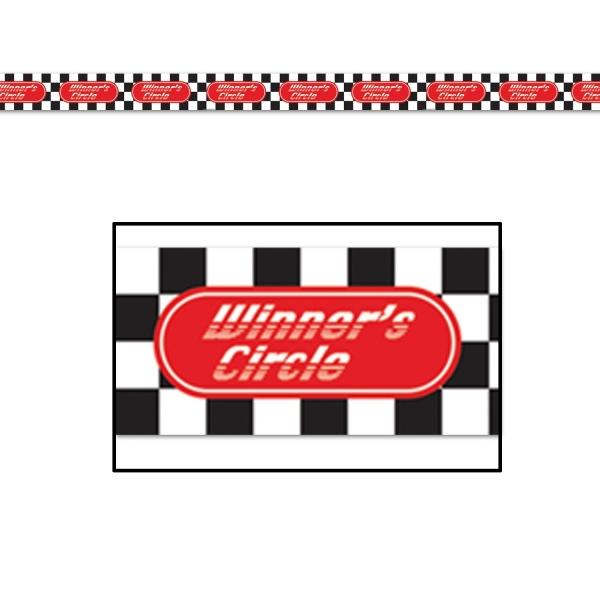Absperrband Winner's Circle, 6m Länge