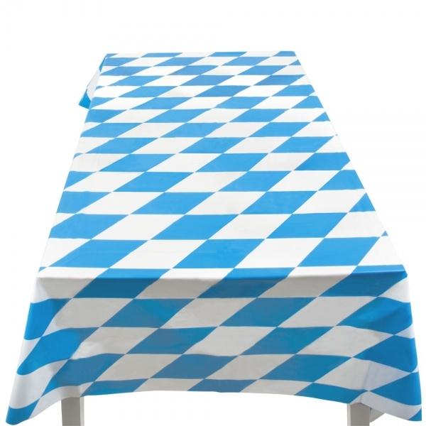 Kunststoff-Tischdecke Bayern, 130 x 180cm