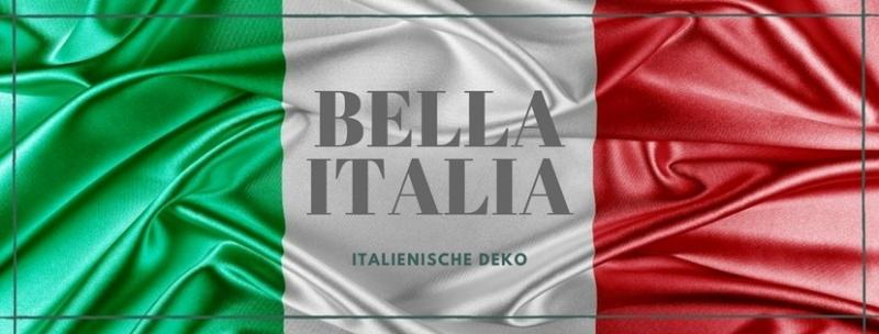 Italien Deko Ciao Bella Italienisches Flair Party Extra