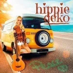 Party-Extra Hippie Deko 70er Jahre Flower Power Dekoration