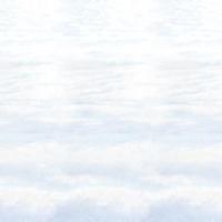 Party-Extra Dekofolie Antarktis - Tiefschnee im Winter
