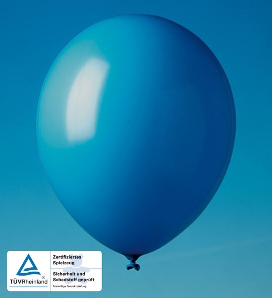 Luftballons blau