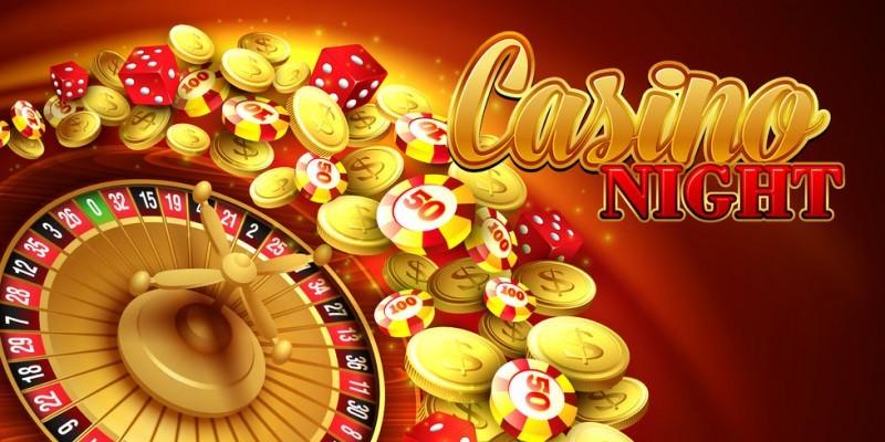 tischdecke casino