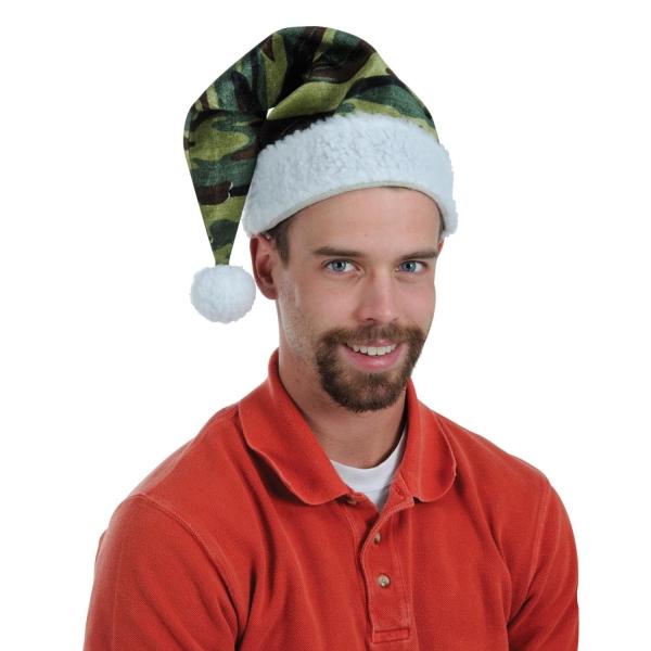 Flecktarn-Weihnachtsmütze