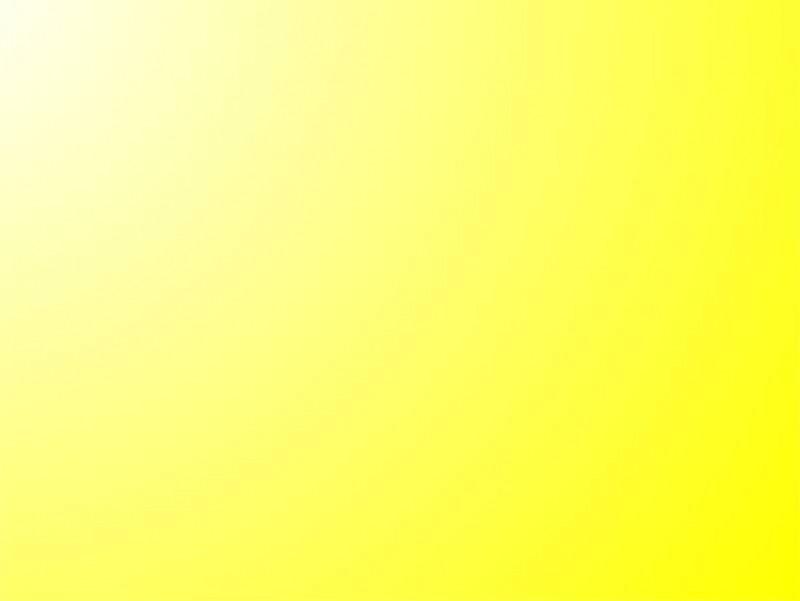Gelbe Deko