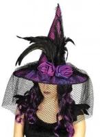 Hexenhut Violette Schönheit