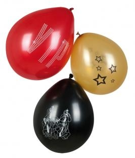 Luftballons VIP - Hollywood Deko