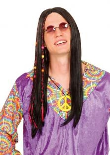 Perücke Hippie-King
