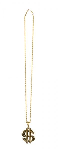 Halskette Gold Dollar