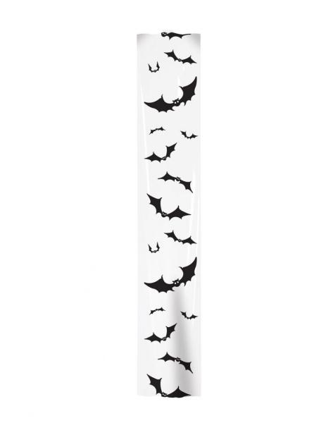Raumteiler-Folien Fledermaus-Schwarm - Vampir Deko