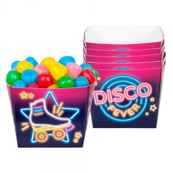 Pappschuessel Disco Fever - Discoparty Deko