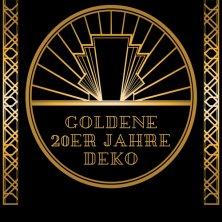 Goldene 20er Jahre Deko Die Extravagante Mottoparty Party Extra