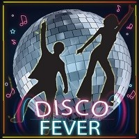Saturday Night Fever Disco Deko