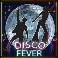 Saturday Night Fever Disco Deko