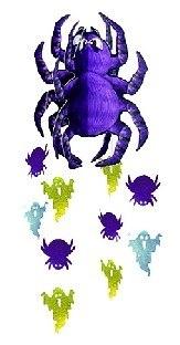 Riesen Dekohänger Spinne - Halloween Deko