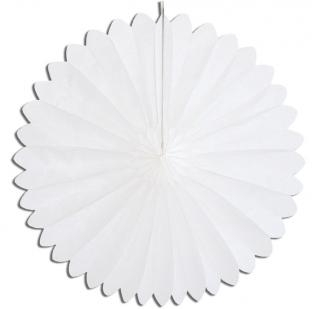 Party-Extra Dekofächer weiß - klassische Wanddeko