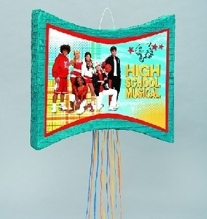 Pinata High School Musical