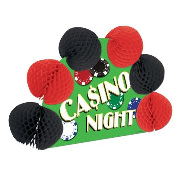 Tischdeko Casino - Las Vegas Partydeko