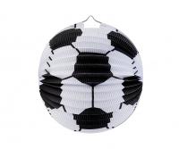 Laterne Fußballk, Durchmesser 25 cm