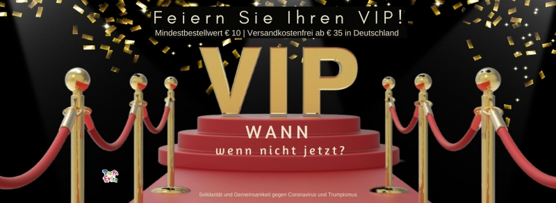 You are my VIP