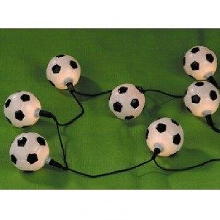 Lichterkette Fußball