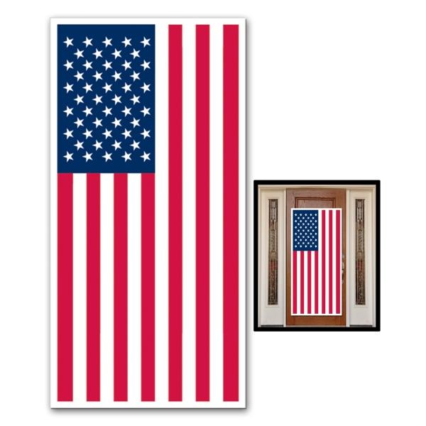 Tür-Dekofolie USA - Amerika Deko