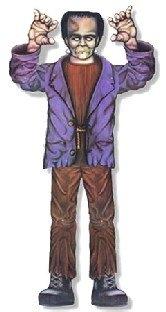 Große Cut-out-Figur Mutant, 130cm groß