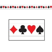 Absperrband Poker Abend