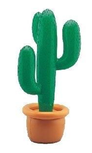 Kaktus im Topf, aufblasbar, 85cm groß