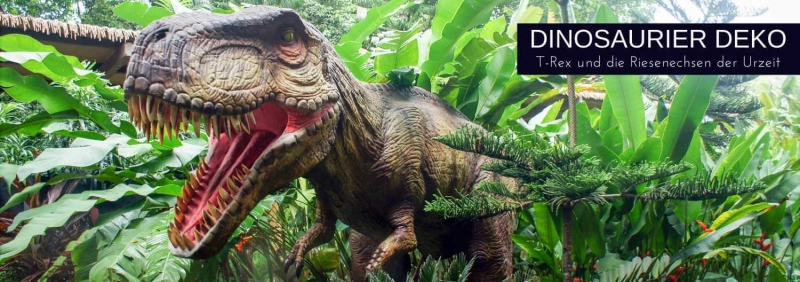 Dinosaurier Deko für Ihre Dino Party