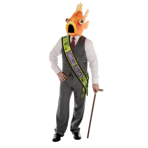 Satin-Schärpe Funniest Costume