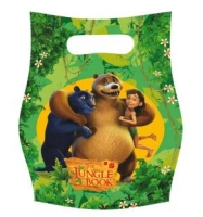 Mitbringseltüten The Jungle Book, 6er Pack