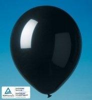 Luftballons schwarz