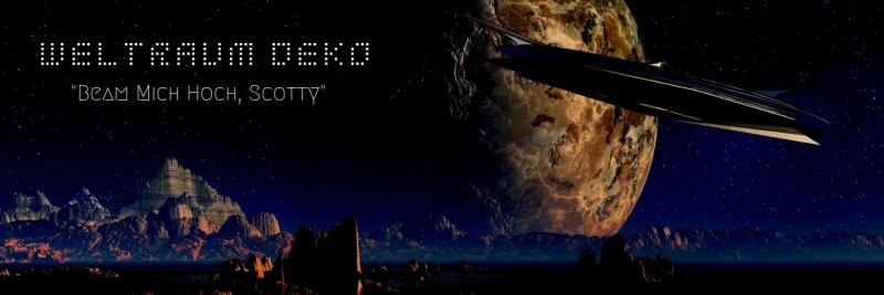 Weltraum Deko - entdecke das Universum