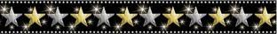 Dekofolie Hollywood Stars